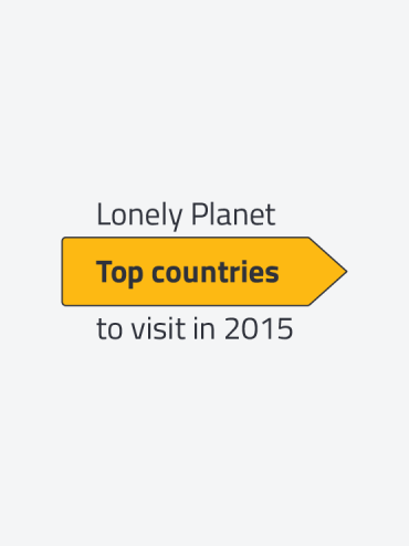 Lonely Planet top countries to visit in 2015